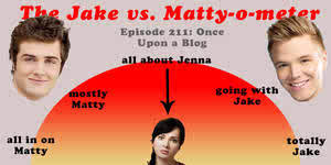The last eopisode of season 2, who did jenna choose?