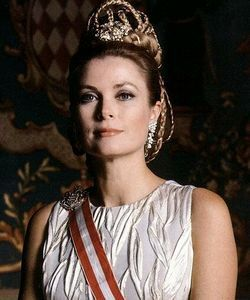 Michael was also a huge admirer of Princess Grace of Monaco