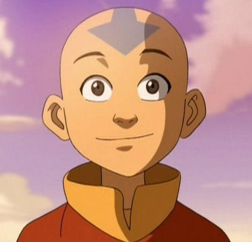 What was the element that is the hardest for Aang to master?