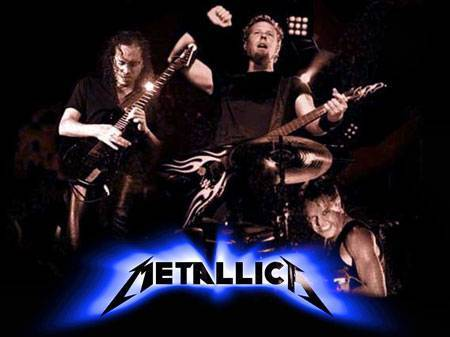 In how many countries has metallica performed?