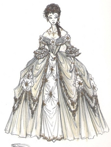 This is concept art of which DP?
