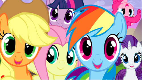 My Little ngựa con, ngựa, pony Friendship is magic is on what TV station?