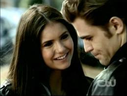 "Elena: ""You're so cheery.""