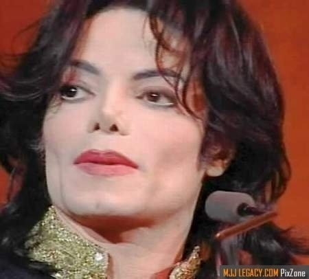 This photograph of Michael was taken at the 1999 Bollywood awards