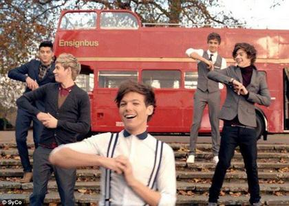 this is an awesome picture from what 1D video
