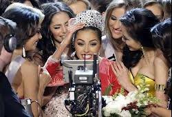 In which US city was held Miss Universe 2012?