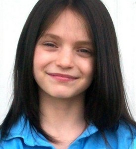 Emma Gallello played young version of Megan renard in which movie?