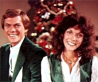 "The Carpenters sang : "" Merry Christmas ________"""
