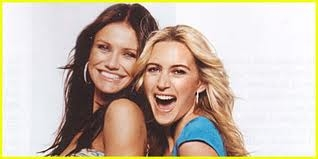 Playing together: Cameron Diaz and Kate Winslet- which movie?