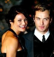Playing together: Cameron Diaz and Jude Law- which movie?