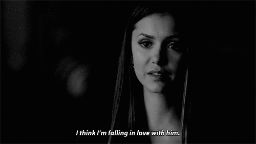 Who is Elena refering these words to?