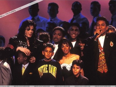"Whitney Houston was a featured performer at the 1994  ""Jackson Family Honors"" awards show"
