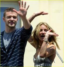 Playing together: Cameron Diaz and Justin Timberlake- which movie?