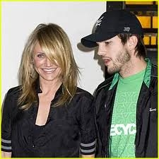 Playing together: Cameron Diaz and Ashton Kutcher- which movie?