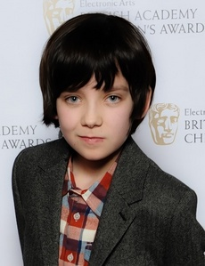 At what age did Asa Butterfield start acting?
