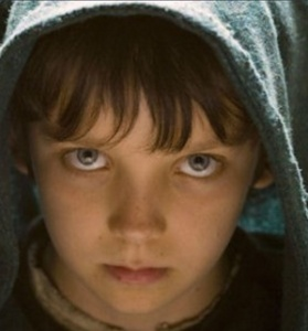 At what age did Asa Butterfield start to act?