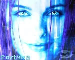 Who is the voice of Cortana?