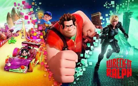 Who is anniewannie's favorite character in Wreck It Ralph?