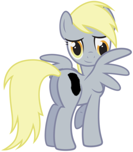 What is Derpy's Cutie Mark?