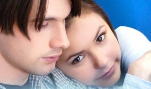 Nina Dobrev in...