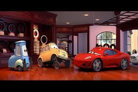 """"""" There is a real Michael Schumacher Ferrari in my store ! A real Ferrari ! ngumi, punch me, Guido ! ngumi, punch me in the face ! This is the most _______ siku of my life !"""