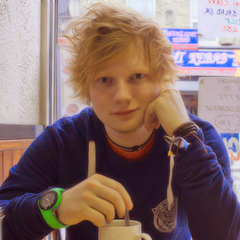 """ My kegemaran British thing is Ed Sheeran "" Who berkata that ?"
