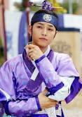 In the televisheni drama of Sungkyunkwan Scandal, what role did Song Joong ki portrayed?