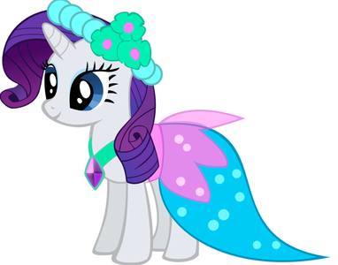 What does Rarity love?