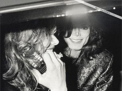 This foto of Michael and Brooke Shields was taken back in 1993