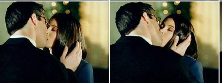 What happened after this kiss in the episode 2.16?