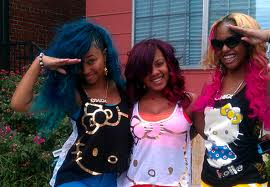 how did babydoll get in omg girlz??????? :)