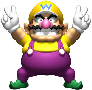 Is Wario in Super Mario Bros?