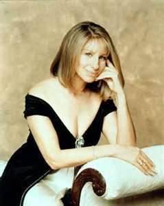 Michael was a huge admirer of Barbra Streisand