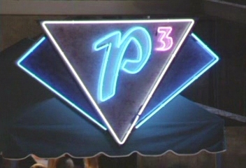 In which TV show can we see the nightclub P3?