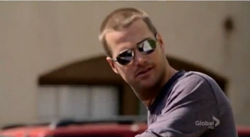 "Who says this about Callen: ""He's got nothing to steal!"""