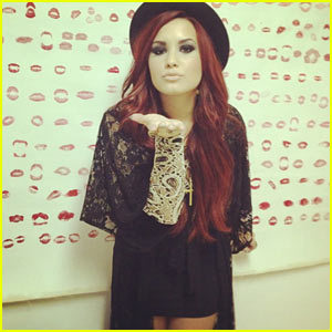 What is Demi Lovato's real name?