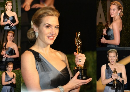Kate Winslet won Oscar for which movie?