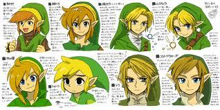 What is Link's name in Japanese?