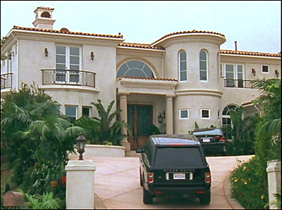 Which tv show was this house used in?