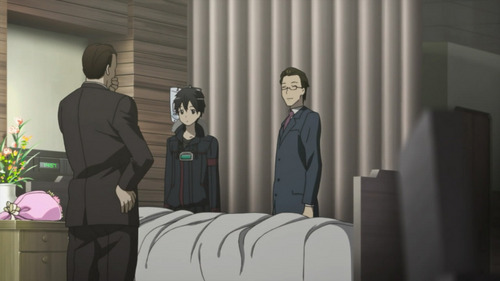 Who is Asuna's Father ?