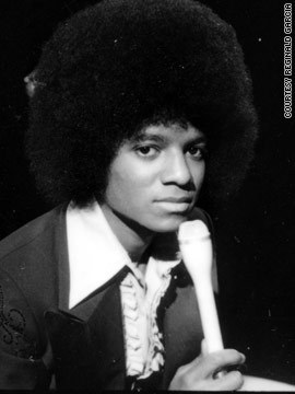 "This 写真 of Michael was taken somewhere in the late ""'70's"""