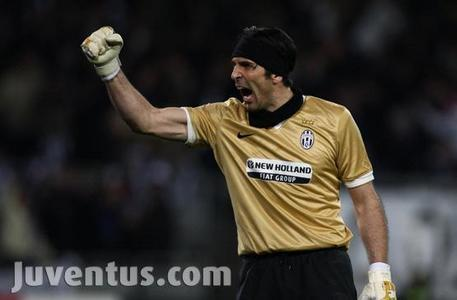 Before Juventus Buffon played in ...
