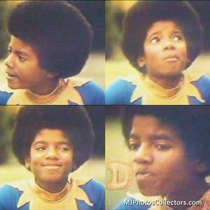 As a member of the Jackson 5, Michael did a commercial for Alphabets cereal in the early-70's
