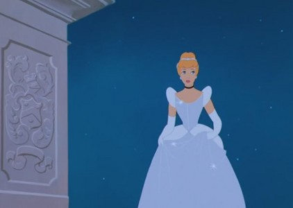 Who did see Cinderella first?