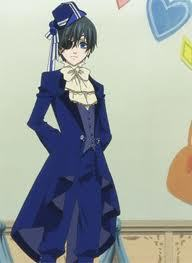 What is Ciel Phantomhive's 1st butler/demon?