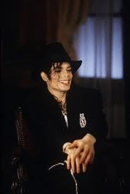 Michael was interviewed によって veteran journalist, Barbara Walters, back in 1997