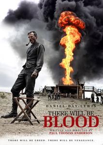 """In what position did Times magazine place the movie """"There Will Be Blood"""" in the list of the Top 100 Films of All Time in April 2008?"""