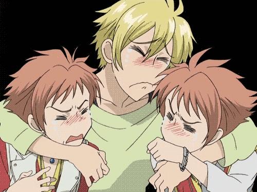 What did Hikaru and Kaoru become in the Future Arc [Job Wise]