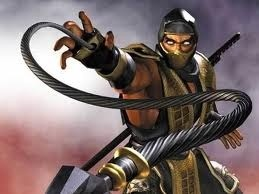 e4f6a21caec3 What does Scorpion say when he enters the ring in vs. mode on MK9 ...