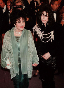 Good friend, Dame Elizabeth Taylor, once gave Michael a Super Soaker water gun for Christmas